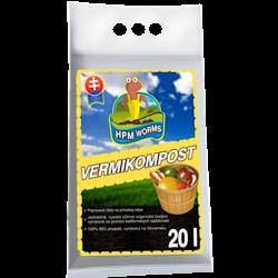 VERMIKOMPOST HPM - 20L